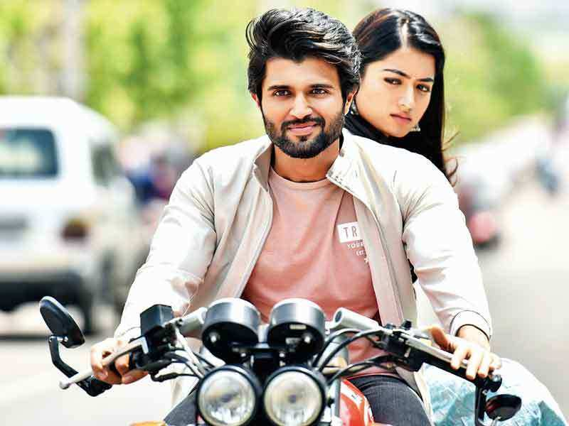 Vijay Deverakonda and Rashmika Mandanna starrer Geetha Govindam completes three years of release