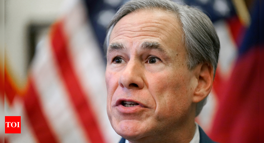 Texas governor Greg Abbott tests positive for Covid-19 thumbnail