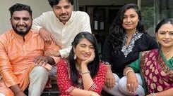 Check out the poster of Maulik Chauhan and Denisha Ghumra's Raksha Bandhan song
