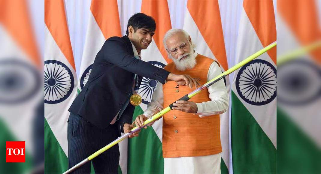 Neeraj Chopra thanks PM Modi for his 'active support to Indian sports and athletes'   More sports News – Times of India