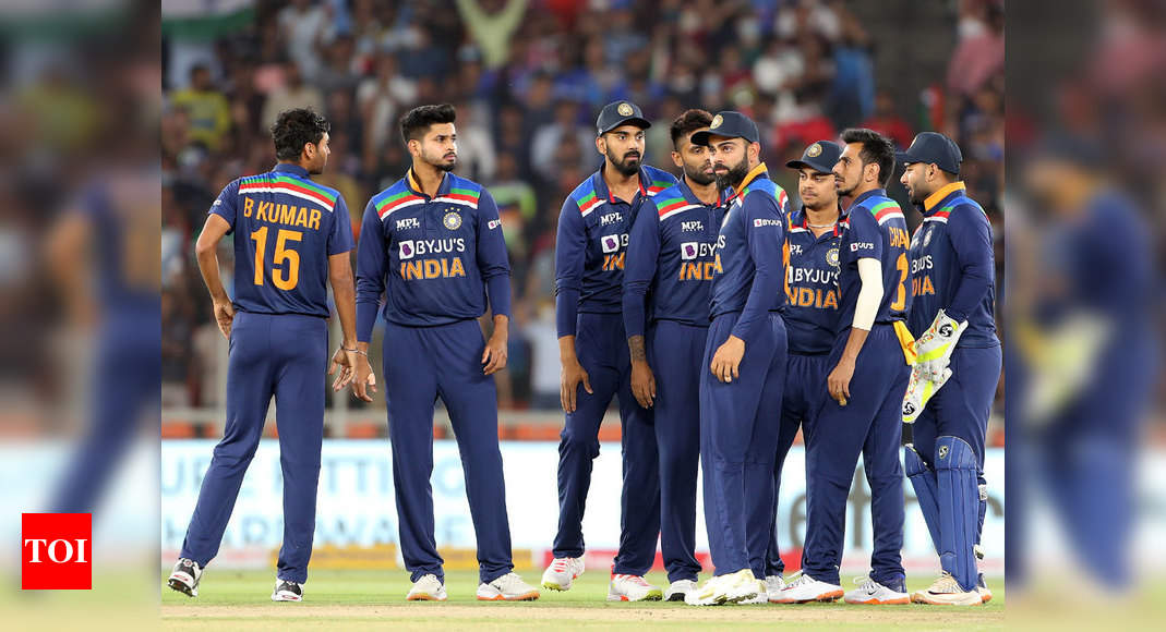 T20 World Cup: At the moment India is far superior to Pakistan, says Gautam Gambhir   Cricket News – Times of India