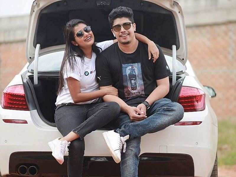 Bride-to-be Alina Padikkal about fiance Rohit: He sweeps me off my feet with his never-ending surprises