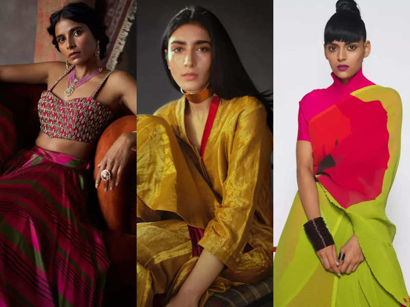 Outfit ideas to dress your best on Rakhi