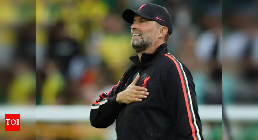 Klopp urges Liverpool fans to stop singing homophobic chant   Football News – Times of India