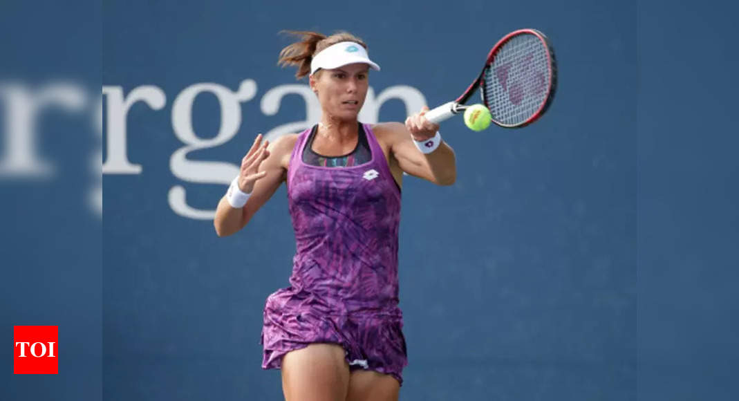 American Lepchenko provisionally suspended after failing drugs test   Tennis News – Times of India