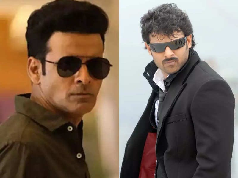 Will Manoj Bajpayee lock horns with Prabhas In 'Salaar'? | Telugu Movie News - Times of India
