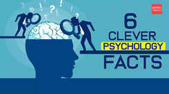 6 clever psychology facts