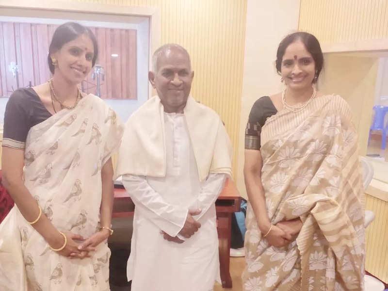 To sing for Ilaiyaraaja sir was a surreal experience for us: Ranjani-Gayatri