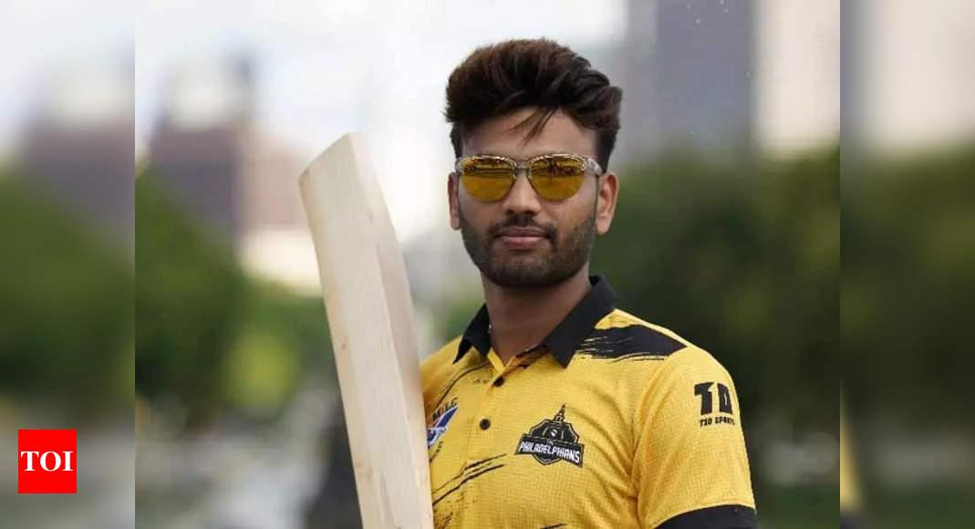 Former Delhi batsman Milind Kumar retires from Indian cricket; joins Philadelphians in US' Minor League   Cricket News – Times of India