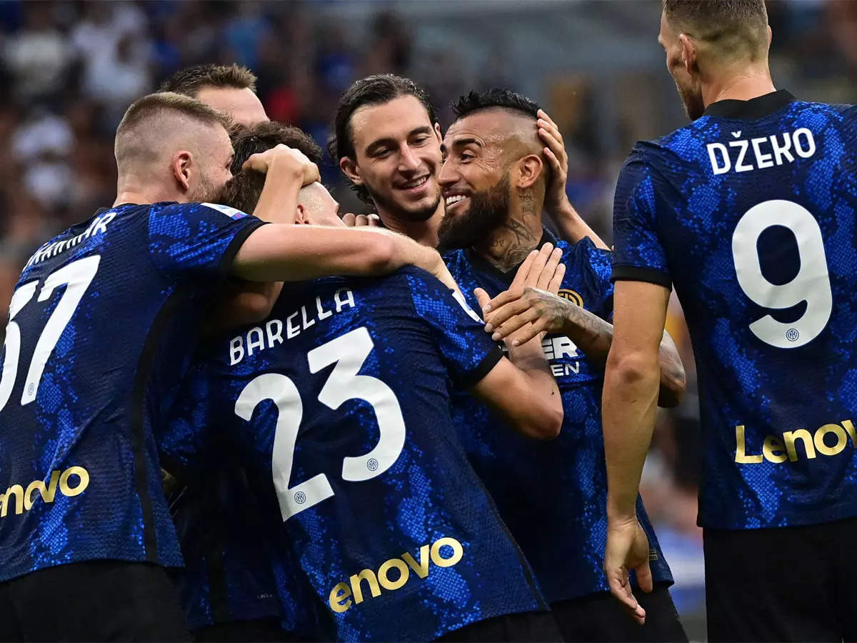 Inter Milan open Serie A title defence with 4-0 thumping of Genoa    Football News - Times of India