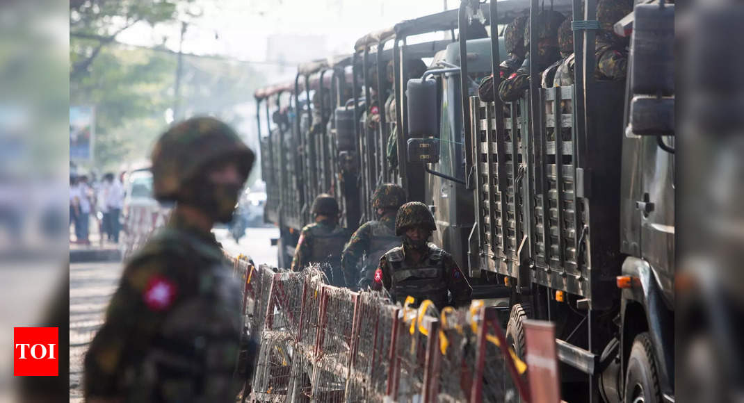 Myanmar military arrests more journalists thumbnail