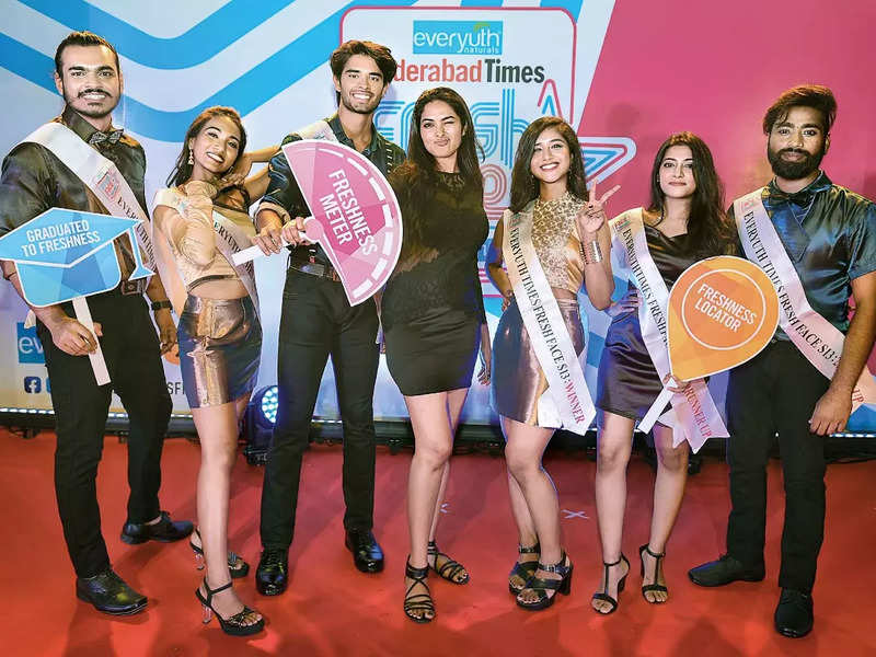 Times Fresh Face: Talent and high energy on display at glitzy city finale