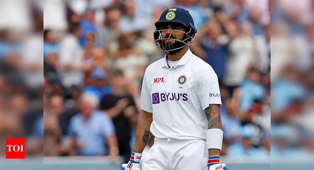Ajit Agarkar: Cannot write off modern-day great Kohli, he got couple of good balls | Cricket News – Times of India