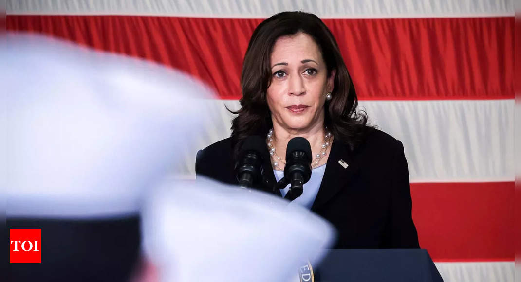 Harris says Beijing continues to 'coerce' in South China Sea thumbnail