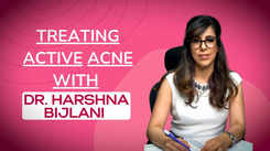 Treating active acne with Dr. Harshna Bijlani