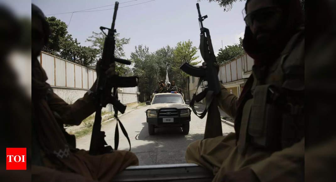 France detains Afghan evacuee linked to Taliban thumbnail