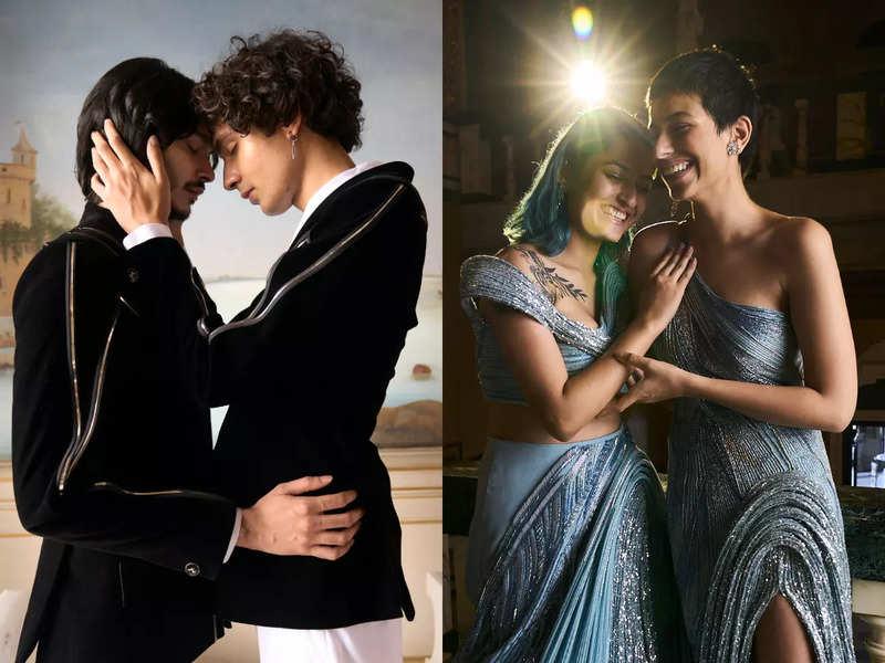 ICW 2021: Gaurav Gupta celebrates love in all forms