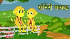 Watch Popular Children Story In Marathi 'Soneri Makad' for Kids - Check out Fun Kids Nursery Rhymes And Baby Songs In Marathi