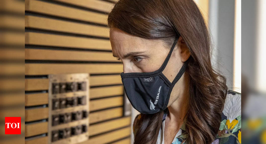 New Zealand's Ardern says lockdown working to limit Delta spread thumbnail