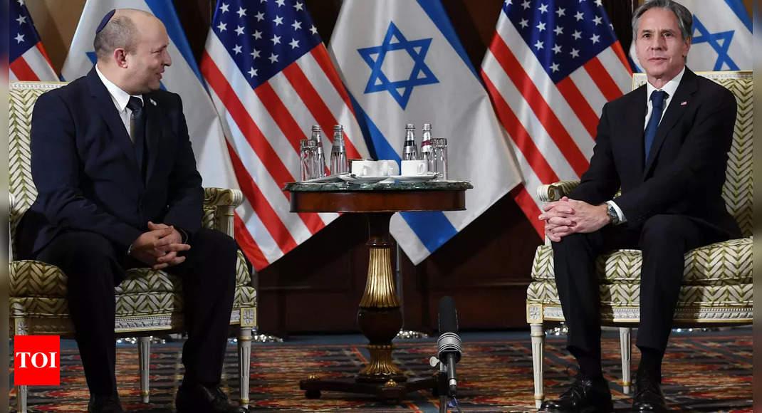 Biden, Israeli PM seek to narrow differences on Iran thumbnail