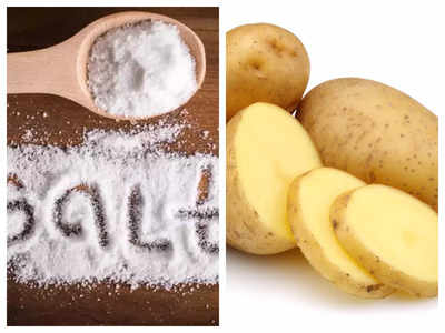 This is how you can use potato to check if your table salt is adulterated or not