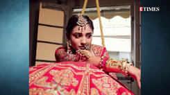 Shraddha Dangar looks regal in this bridal photoshoot