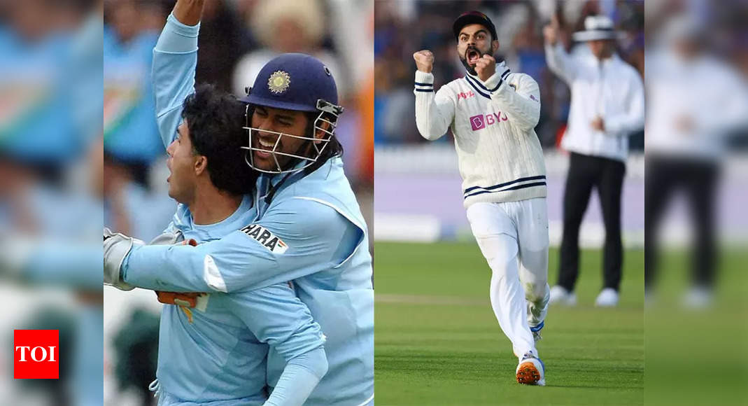 Maybe being aggressive and vocal helped Sourav Ganguly on the field, it is probably the case with Virat Kohli as well, says Ajit Agarkar   Cricket News – Times of India