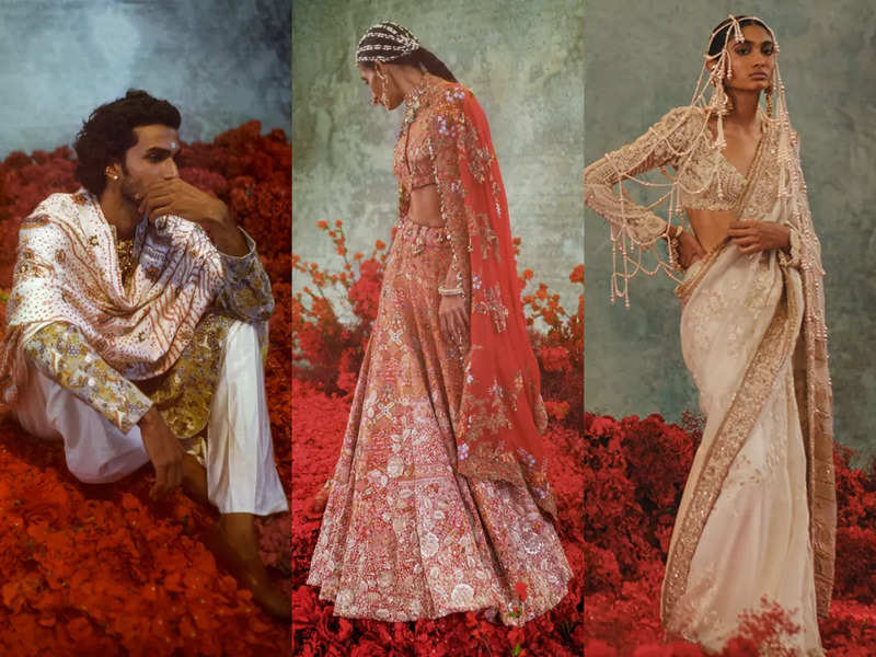 5 reasons why Anamika Khanna's couture collection is spectacular