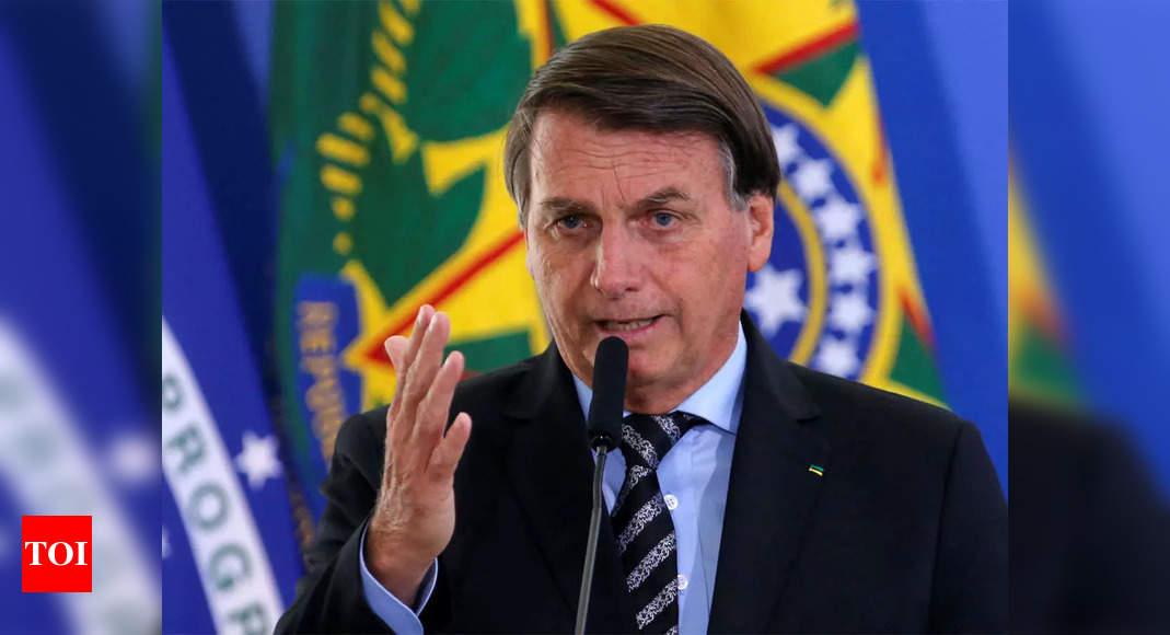 Brazilian far-right President Jair Bolsonaro says he will be arrested, killed or declared winner thumbnail