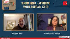 Tuning Into Happiness with Anupam Kher