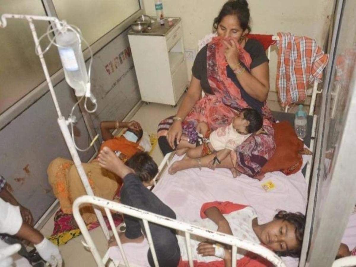 UP: 12 more children die of mystery fever in Firozabad district; toll hits  68 in a week   Agra News - Times of India