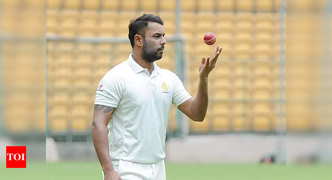 Stuart Binny announces retirement from first class and international cricket | Cricket News – Times of India