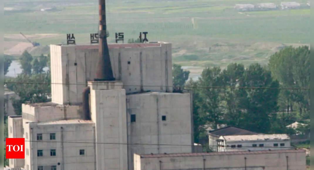 Renewed activity at North Korea nuclear reactor 'deeply troubling': IAEA thumbnail