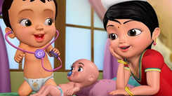 Check Out Popular Kids Song and Telugu Nursery Story 'Playing with Doctor Toys - చిట్టి డాక్టర్ డాక్టర్ ఆట' for Kids - Check out Children's Nursery Rhymes, Baby Songs, Fairy Tales In Telugu