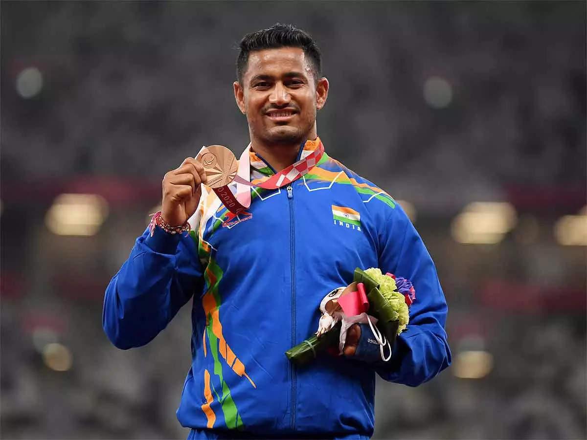 Tokyo Paralympics: Sundar Singh Gurjar buries ghost of Rio   Tokyo  Paralympics News - Times of India