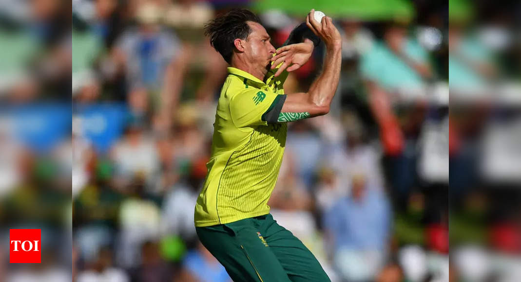 Dale Steyn announces retirement from all forms of cricket   Cricket News – Times of India