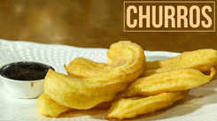 Watch: How to make Churros