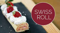 Watch: How to make Swiss Roll