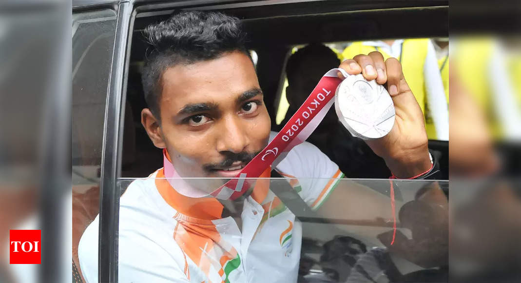 Tokyo Paralympics: Proud of myself as my journey till here was very difficult, says Nishad Kumar | Tokyo Paralympics News – Times of India