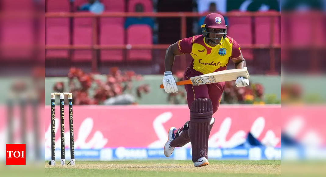 Lewis, Thomas to join RR for remainder of IPL in UAE | Cricket News – Times of India