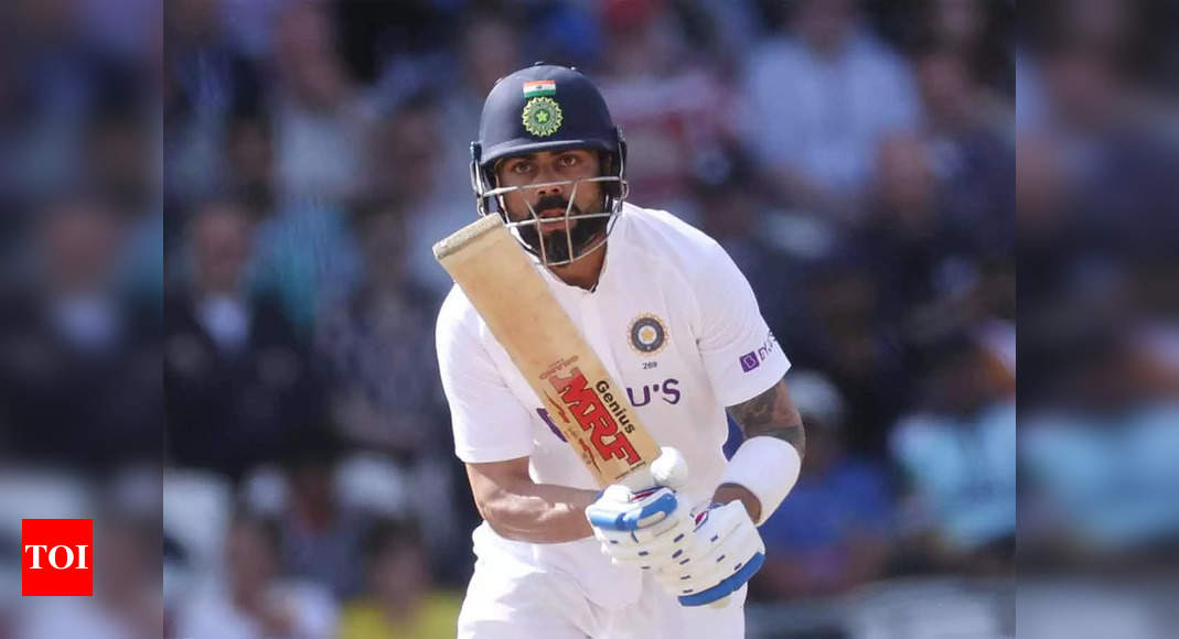India vs England: Why Virat Kohli's form holds the key to India's fortunes in the series | Cricket News – Times of India