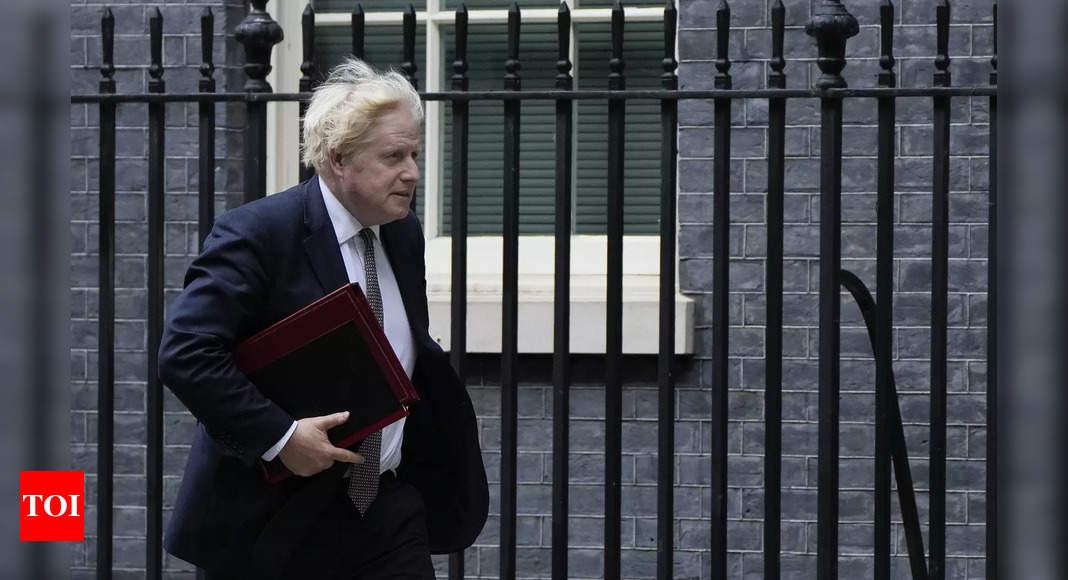 PM Johnson says UK owes 'huge debt' to Afghan refugees thumbnail