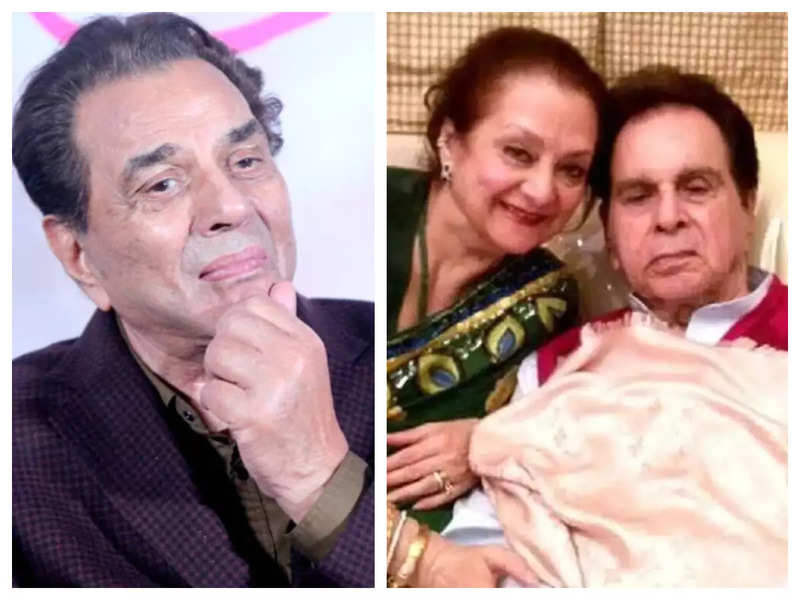 Dharmendra on Saira Banu's hospitalisation: She told me four days ago that she's unwell; it must have been very tough for her emotionally after Dilip Kumar saab's demise - Exclusive!