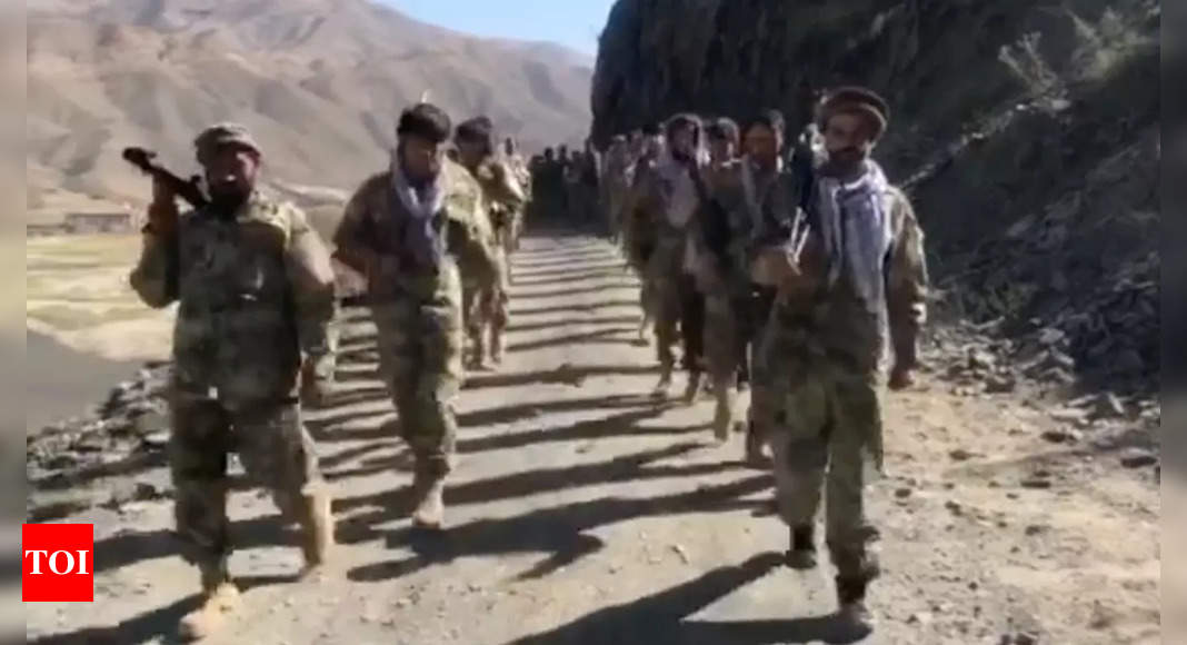 In Afghanistan's Panjshir, anti-Taliban forces fight on thumbnail