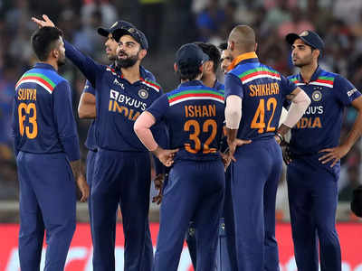 T20 World Cup 2021: Indian squad to be picked next week after completion of India-England 4th Test   Cricket News - Times of India