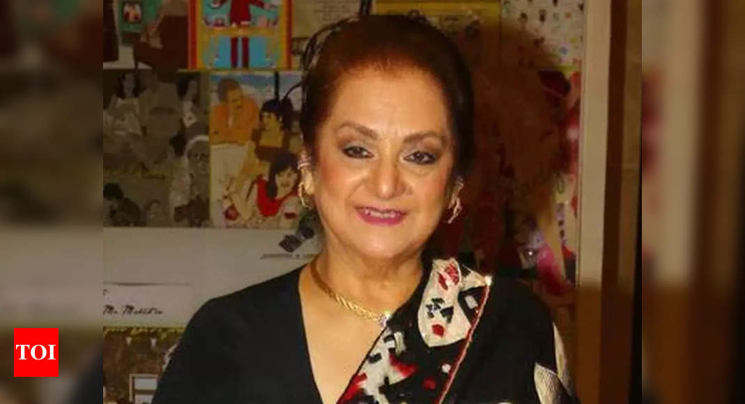 , Saira Banu's angiography decision in 4-5 days, The World Live Breaking News Coverage & Updates IN ENGLISH