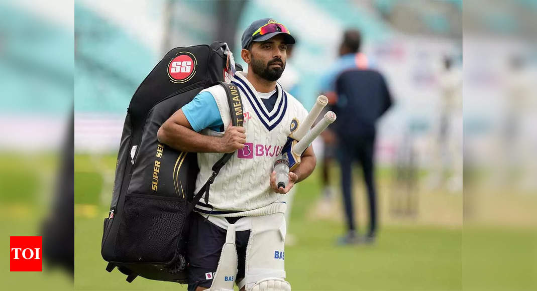 India vs England, 4th Test: Indian batsmen look to erase Leeds memories with strong turnaround at the Oval | Cricket News – Times of India