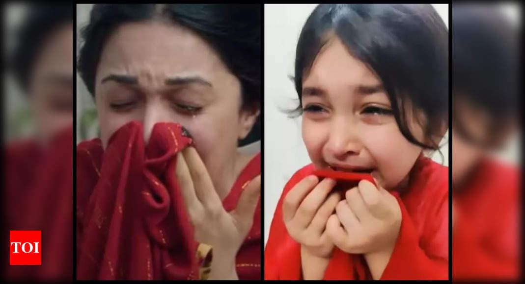 Shershaah: Fan copies Kiara's funeral scene