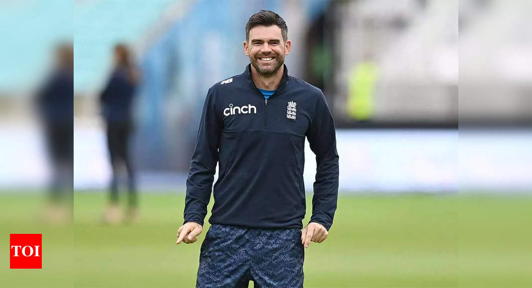 Want to show Virat Kohli what it means for us to get him out: James Anderson   Cricket News – Times of India