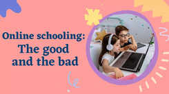 Online schooling: The good and the bad